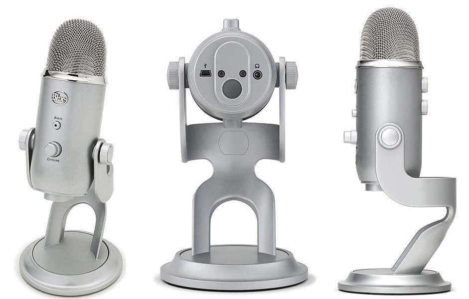 Blue Yeti Microphone Base Paint